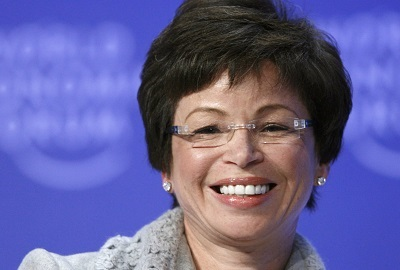 Impact Players: Valerie Jarrett — Senior Advisor to President Obama