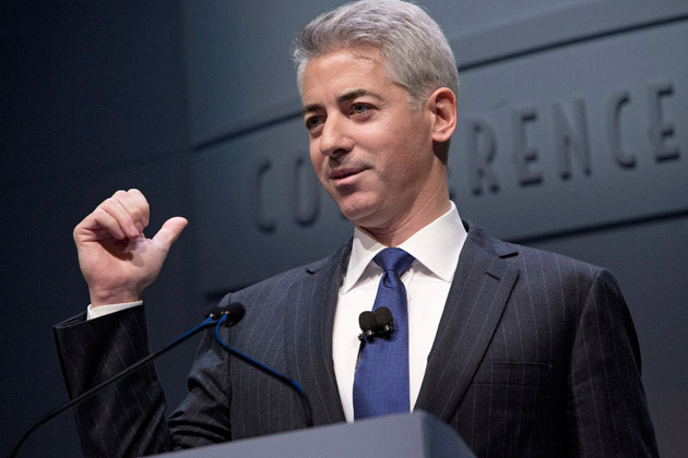 Impact Players: Bill Ackman — CEO & Founder of Pershing Square Capital Management LP