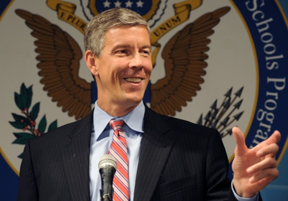 Impact Players: Arne Duncan — Secretary of Education