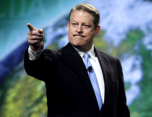 Impact Players: Al Gore — former Vice President