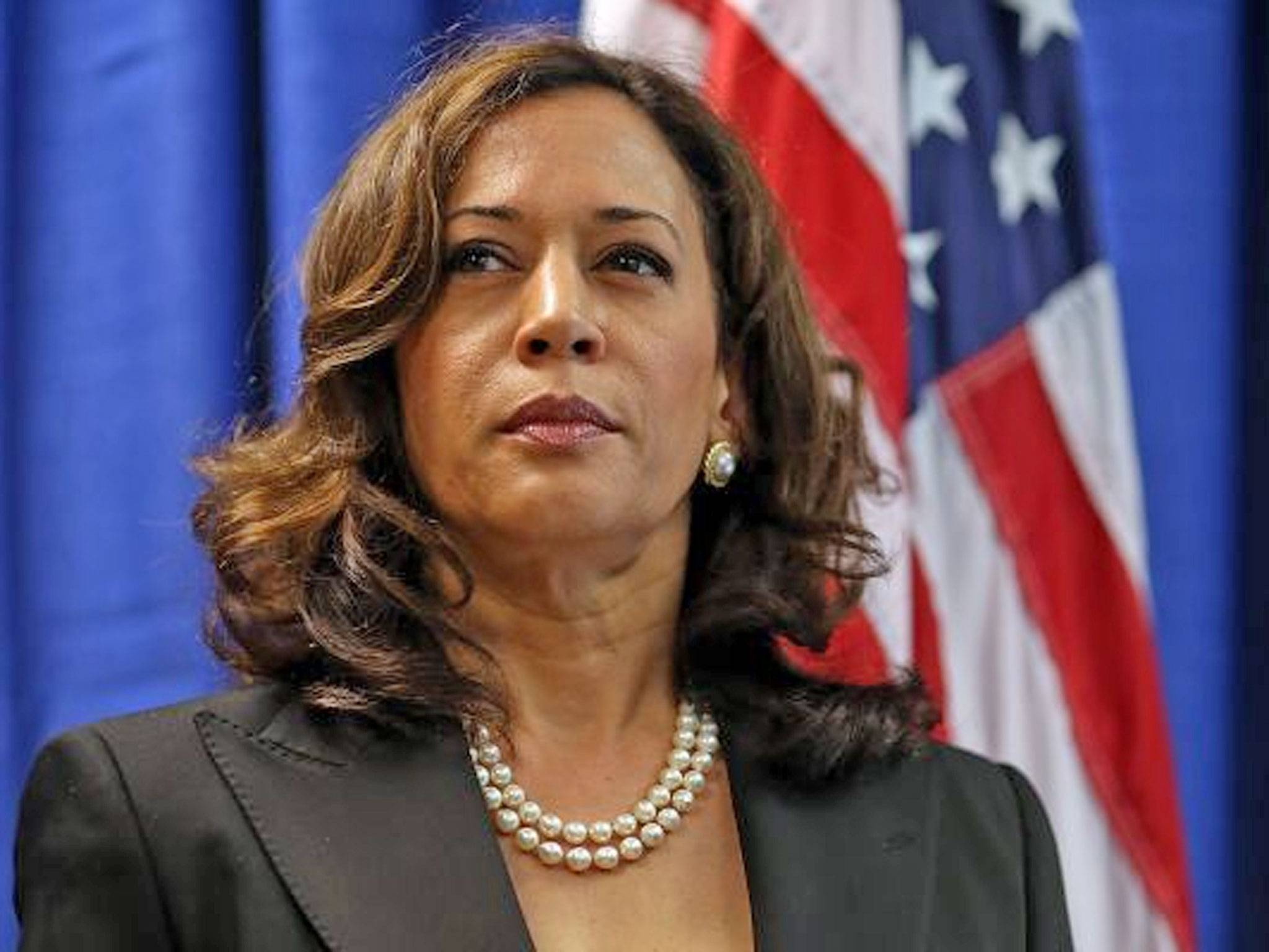 Impact Players: Kamala Harris — California Attorney General California's first female attorney general