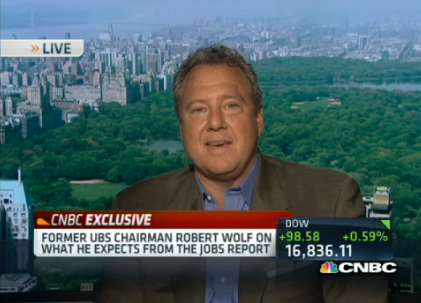 Expect decent jobs productivity in Q2: Pro. Wolf on CNBC ...