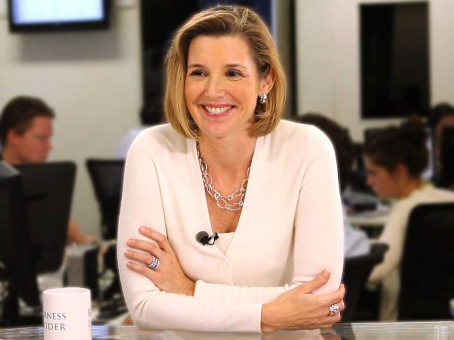 Impact Players: Sallie Krawcheck — former head of global wealth management at Bank of America
