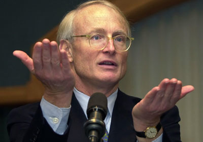 Impact Players: Michael Porter — Harvard professor and expert on U.S. competitiveness
