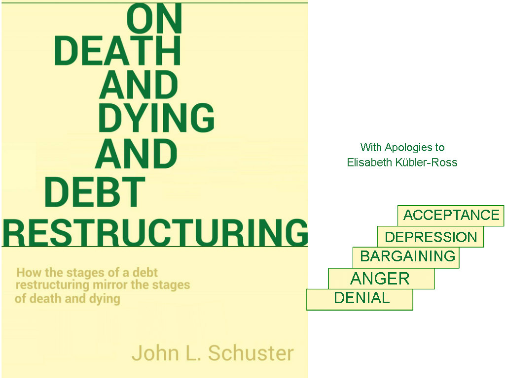 Death, Dying and Debt Restructuring